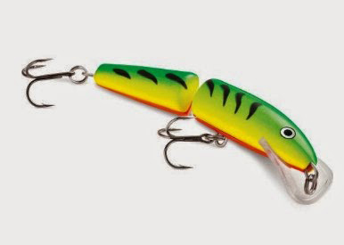 Воблер составник Rapala Scatter Rap Jointed
