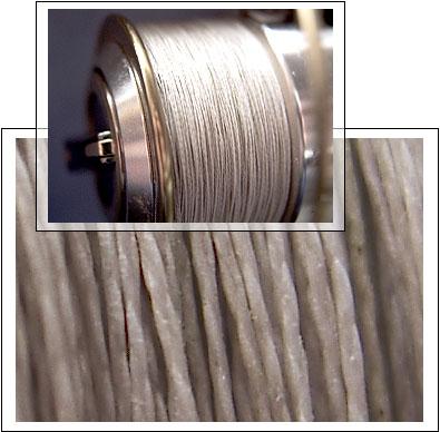 плетенка из нитки