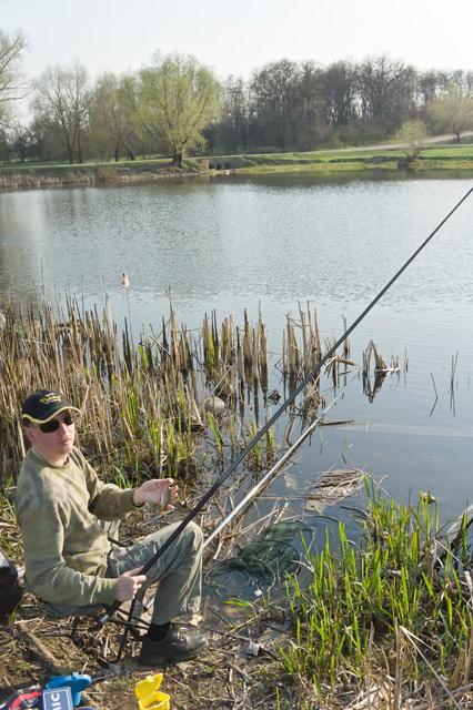 рыбалка в павленскому