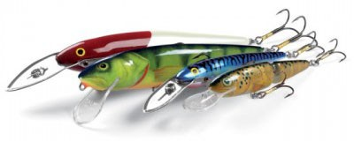 Salmo Whitefish Deep Runner Jointed
