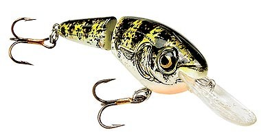 Jointed Grappler Shad